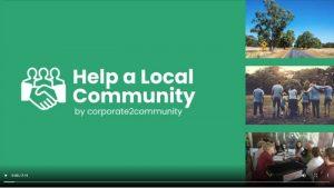 Help a local community