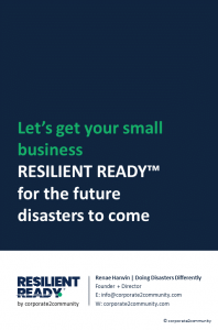 Resilient Ready Small Business