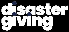 disaster-giving-logo