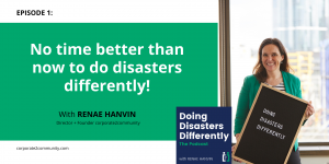 Doing Disasters Differently header image
