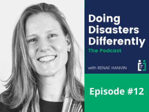 Episode #12: A humanitarian aid perspective