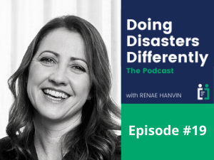 Episode #19: A business owner hit by disaster