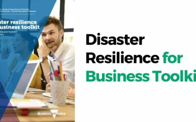 Does your business have a plan for when disaster strikes?